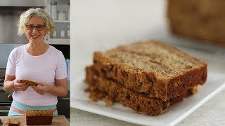 Streusel Banana Bread - Everyday Food with Sarah Carey