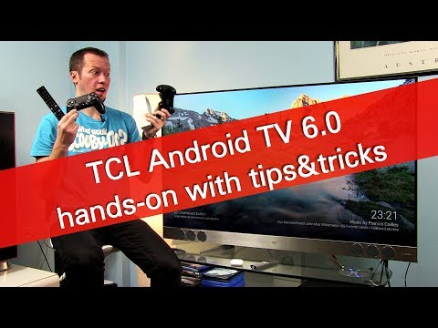 Android TV 6.0 hands-on with tips & tricks on TCL U55X9006