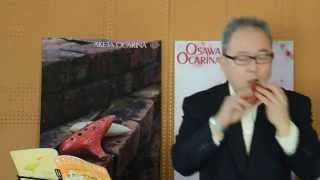 Ocarina Demonstration Prima Gakki 70th Anniv. #01