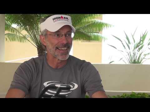 IRONMAN Lanzarote: Interview with Gordon Haller at Club La Santa