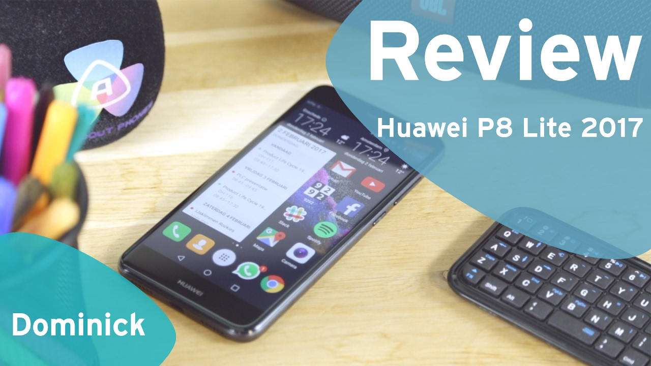 huawei p8 lite 2017 review dutch youtube. Black Bedroom Furniture Sets. Home Design Ideas