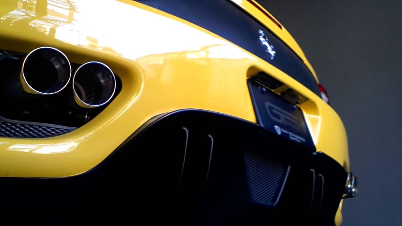 18 Fresh Ferrari 360 Modena Capristo Exhaust Italian Supercar