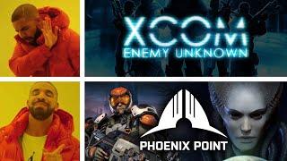 Обзор игры Phoenix Point