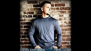 """Steven John Simon """"Eyes Closed"""""""