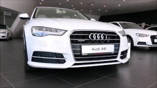 Audi A6 2017 Review Interior Exterior
