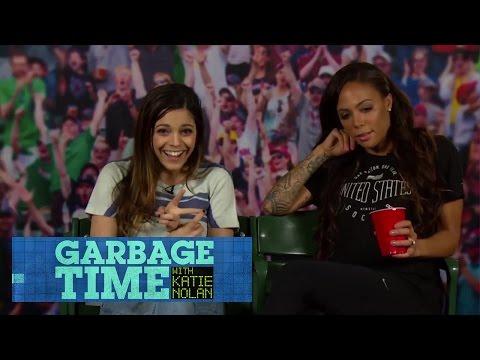 USWNT: Alex Morgan, Sydney Leroux & Kelley O'Hara talk Women's World Cup