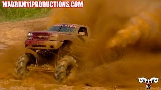 CHEVY MUD TRUCK HAS INSANE HORSEPOWER