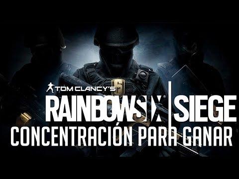 Concentración para GANAR | Rainbow Six Siege Rankeds c/ None, Drid, Val y Miller