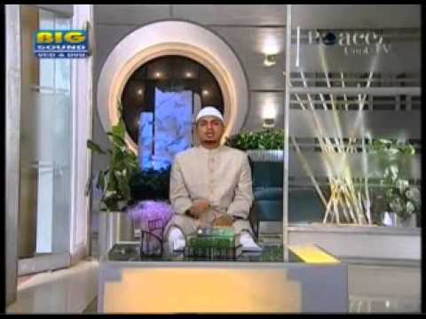 QAZA E HAAJAT KE AADAAB BY SHAIKH SANAULLAH MADANI—PEACE TV (URDU)