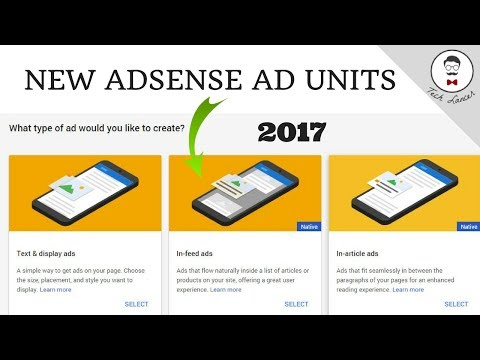 Adsense new AD Units 2017 | Double Earnings 100% with new Adsense Update