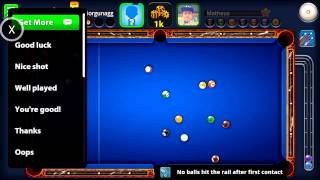8 Ball Pool-Unlimited Guide Line (Android)