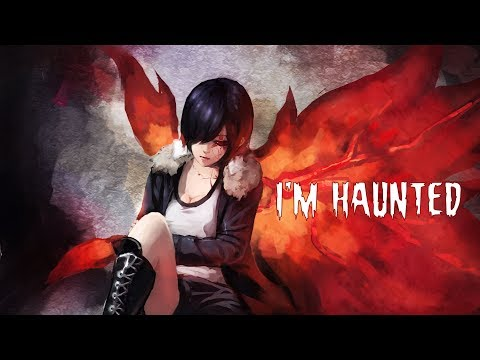 Nightcore - Haunted ⌈DEBUNK⌋ 〔lyrics〕