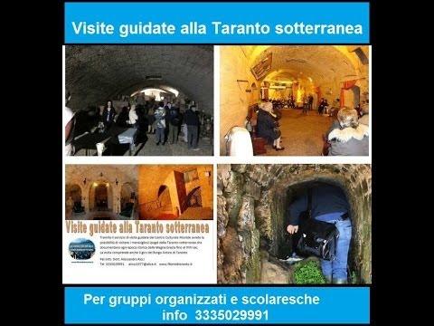 Taranto spartana sotterranea