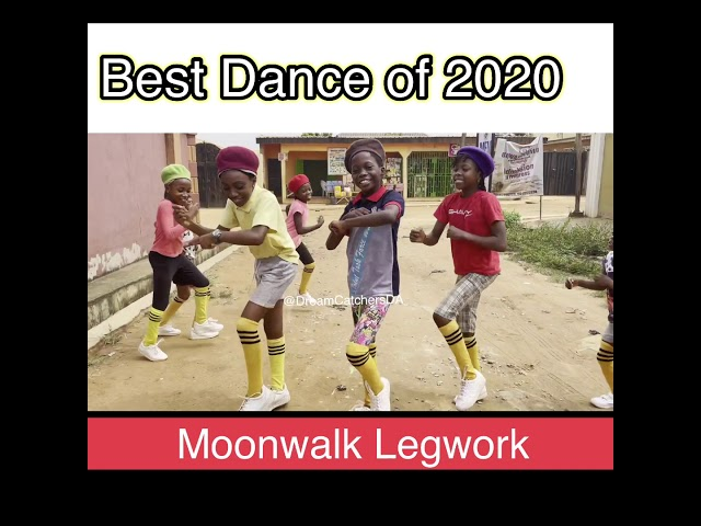 BEST DANCE MOVES OF 2020. HAPPY NEW YEAR. The Happy 'African' Kids ( Dream Catchers)