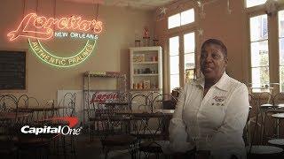 Rebuilding Your Business: Loretta's Authentic Pralines | Capital One