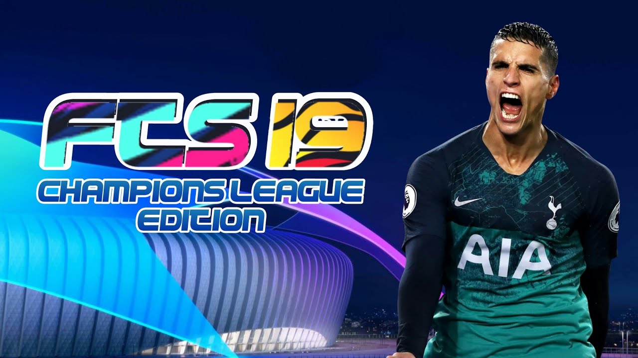 FTS 19 CHAMPIONS LEAGUE EDITION, HD GAME 300 MB UPDATE FULL TRANSFER & FULL LEAGUE EUROPE #1