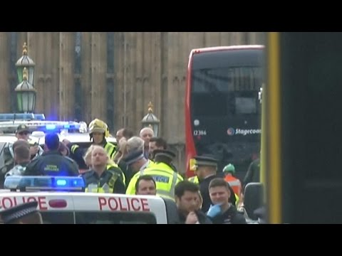 London police treating Parliament attack as terror incident
