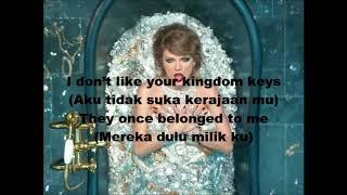 Video Look What You Made Me Do Lyrics (Arti Dan Terjemahan) download MP3, 3GP, MP4, WEBM, AVI, FLV Agustus 2018