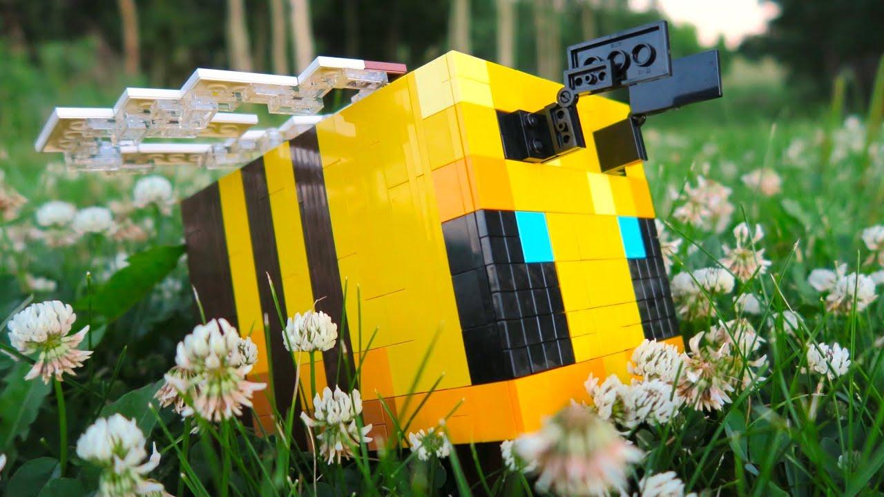 LEGO Bee - Minecraft