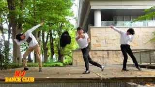 """慶應義塾大学 2015年にできた新サークル """"Michael Jackson's Dance club..."""