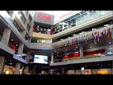 CNN Center, Cable News Network, Atlanta, Georgia, United States, North America