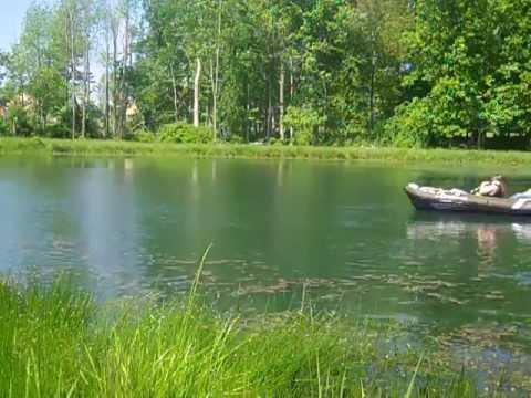 Sevylor Colorado Fishing & Hunting Inflatable Canoe