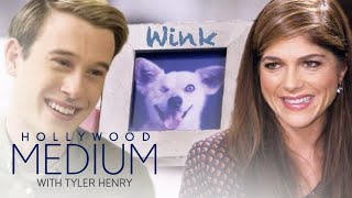 Tyler Henry Reconnects Stars With Their Late Pets | Hollywood Medium with Tyler Henry | E!