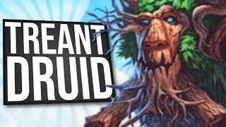 Treant Druid is ON THE RISE! 😏 | Standard | Hearthstone