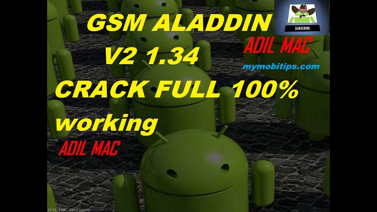 GSM ALADDIN V2 1.34 CRACK FULL 100% working