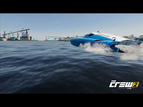 THE CREW 2 - POWERBOAT - Golf von Mexiko - PROTO OFFSHORE MK2