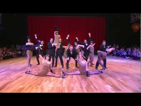 RTSF 2013 Vintage Club Showgroup - Charleston Routine - Shake That Thing