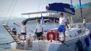 Обучение управлению яхтой. Практический курс.