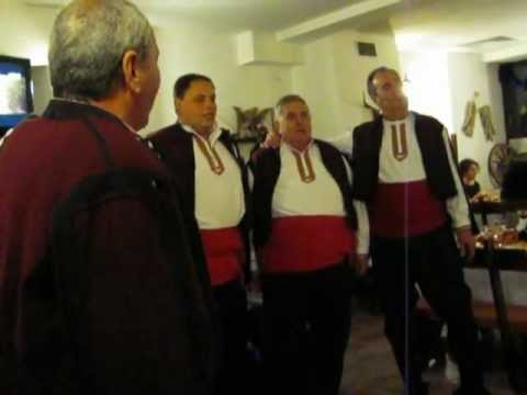 Traditional bulgarian songs for New Years Eve 2013