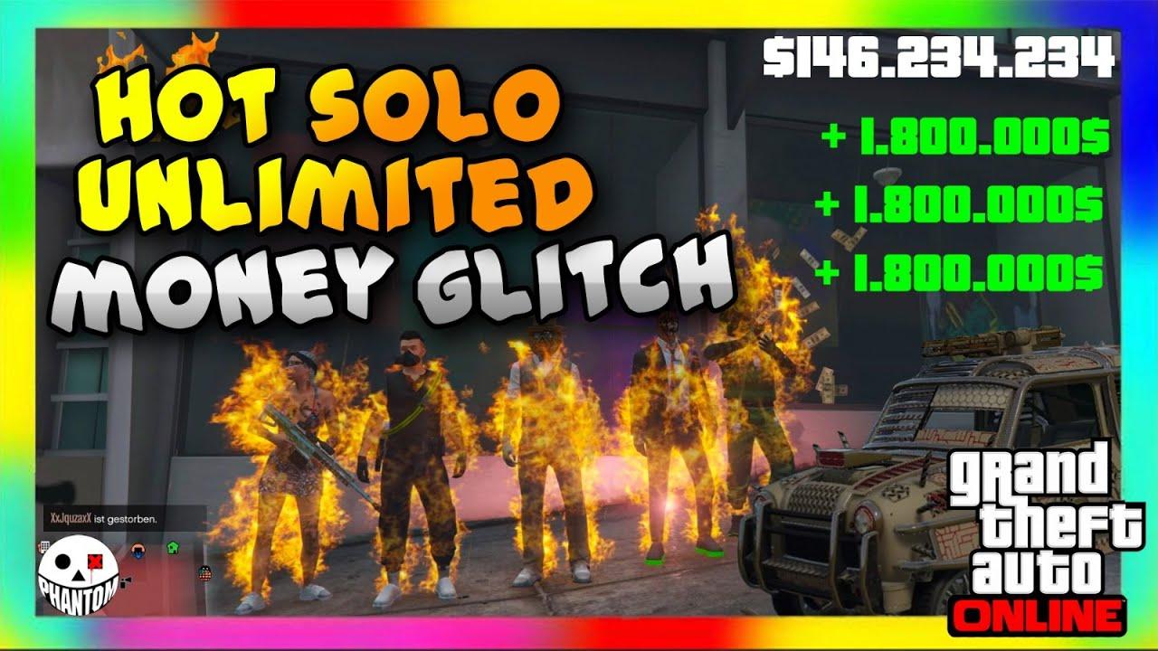 Einfacher Solo Unlimited Money Glitch Der Immer Noch Funktioniert  [PS4&X-Box] GTA ONLINE 1.50