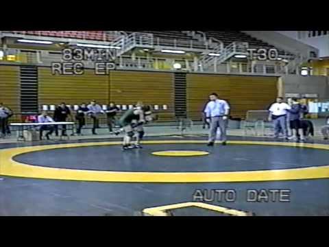 2004 Canada West Championships: 65 kg Carla Binning (REG) vs. Maren Marks (MAN)