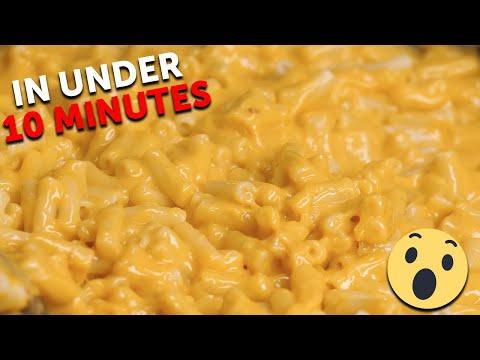 6 CHEESY VEGAN RECIPES (in Under 10 Minutes) 🧀⏱