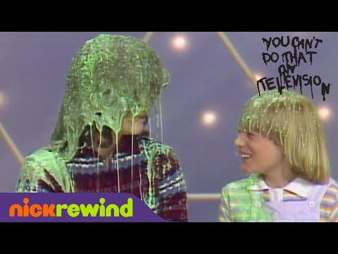 '80s Kids Get Slimed | You Can't Do That On Television | The Splat