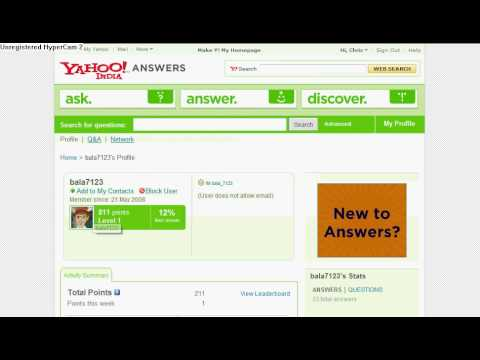 How To Add People On Yahoo Answers