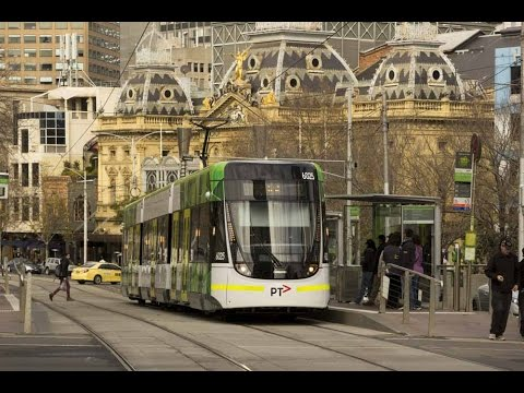 Melbourne Tram Route 96 End to End in 6 minutes! January 2016