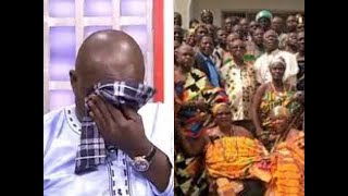 Volta region chiefs BLAME Kennedy Agyapong and others for Western Togoland ATTACKS