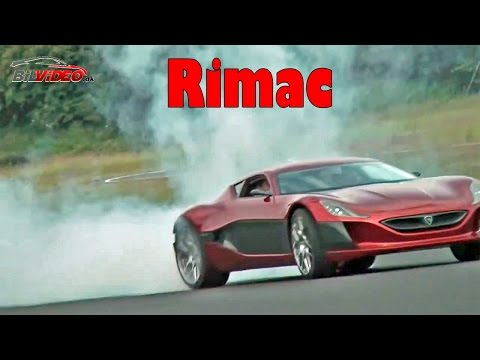 Rimac Concept One: From Silence to Acceleration
