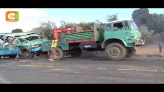 4 people killed in two separates accidents in Kiambu, Narok counties