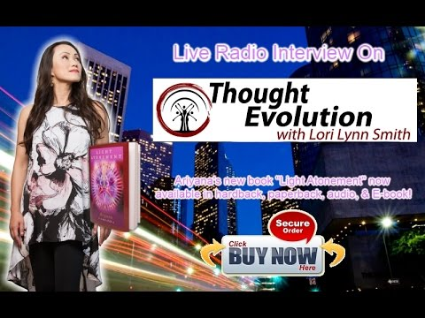 Thought Evolution - Live Radio Interview With Host Lori Lynn Smith