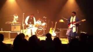 "Bombino ""Adounia"" live@La Dynamo/Pantin Nov.15th 2011"