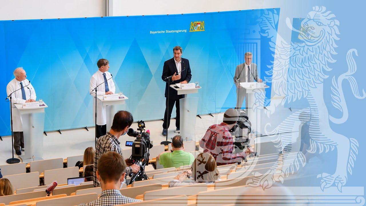 """Video in Gebärdensprache: Vorstellung der Studie """"COVID Kids Bavaria"""" - Bayern"""