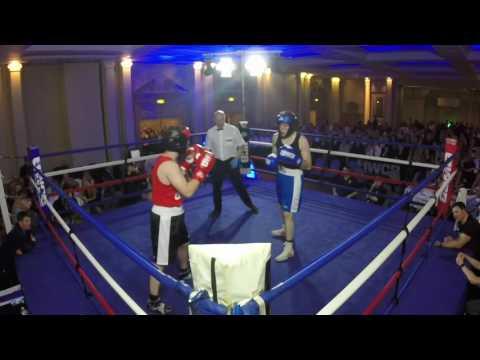 Ultra White Collar Boxing | Brighton | James Austen VS Lewis Horton