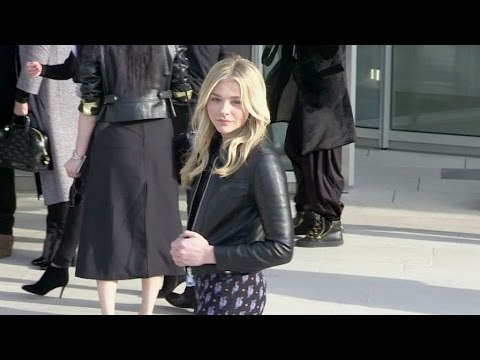 Selena Gomez, Chloe Grace Moretz and more at the Vuitton Fashion Show in Paris