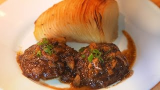 STEAK DIANE - Classic Recipe as made 50+ Years Ago