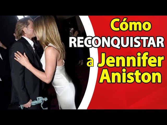 Reencuentro  de Jennifer Aniston y Brad Pitt