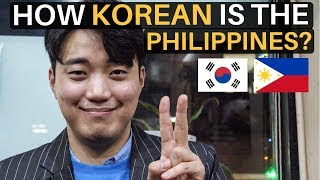 How KOREAN is the PHILIPPINES? (feat. Ryan Bang)
